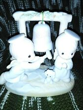 525898 - Ring Those Christmas Bells- -Precious Moments, 1992- G Cleg
