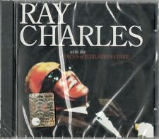 RAY CHARLES - WITH THE VOICES OF JUBILATION CHOIR - CD NUOVO SIGILLATO CHRISTMAS