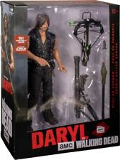 WALKING DEAD - Daryl with Rocket Launcher Deluxe Boxed Action Figure (McFarlane)