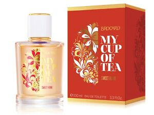 "BROCARD PERFUME 🎁 ""MY CUP OF TEA"" SWEET HOME- EDT 100ML/3.4 OZ"