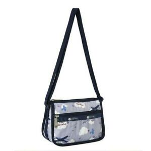 LeSportsac Classic Collection Classic Mini Hobo in Send Off Lavender NWT