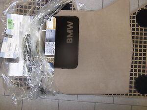 BMW  5 Series F10 Sedan Veneto Beige Carpet Floor Mat Set 2011-2014 OEM