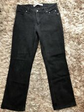 Harley-Davidson Boot Cut Womens Black Jeans Size 10