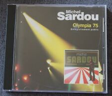 Michel Sardou, Olympia 75, CD