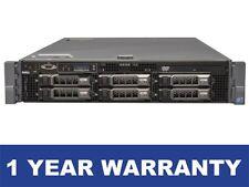 Dell PowerEdge R710 Xeon X5670 2.93GHZ Six Core 48GB DDR3 PERC 6i SAS 4TB 7.2K