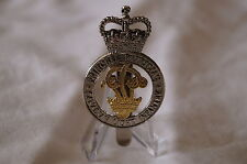 PPCLI Princess Patricias Canadian Light Infantry Officers Cap Badge Insignia