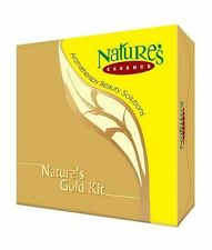 NATURES MINI GOLD FACIAL KIT GLOW LIKE GOLD 52 GM