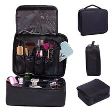 Large Professional Makeup Bag Cosmetic Case Storage Handle Organizer Travel Kit&
