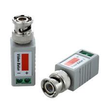 20x(2 x Video Balun BNC DVR UTP CAT5 Passive Transmitter for CCTV/ Security Cam