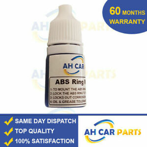 SMART CAR ABS RING ADHESIVE RETAINER TO MOUNTAIN THE RING