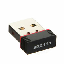 802.11n WiFi Mini USB 2.0 Dongle Wireless LAN Adapter for Raspberry Pi PC NEW