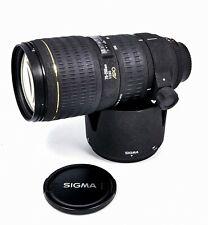Sigma 70-200mm f/2.8 EX APO HSM für Nikon F-Mount