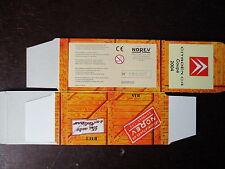 BOITE VIDE NOREV  CITROEN C4 COUPE 2004 EMPTY BOX CAJA VACCIA