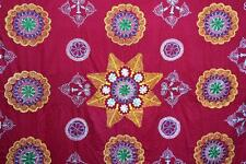 UZBEK AMAZING COLOURFUL MASHINE EMBROIDERY – LARGE SUZANI