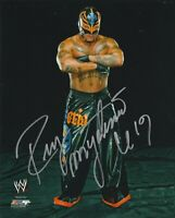 Rey Mysterio ( WWF WWE ) Autographed Signed 8x10 Photo REPRINT