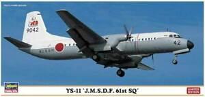 Hasegawa 1/144 YS-11 Maritime Self-Defense Force 61st Air Corps 10806 white