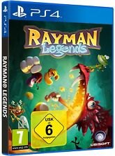 Rayman Legends - PS4 Playstation 4 Spiel - NEU OVP
