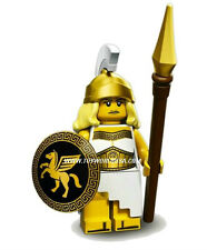 Lego Mini Figure #71007 #5 BATTLE GODDESS Series12 Includes poster & Online Code