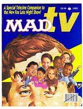 """MAD TV SPECIAL nn/#1 (a) (1995)--NM / Special """"Mad TV"""" Show Companion Mag^"""