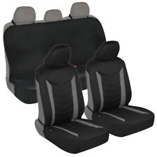 Multi-Layer Neoprene Waterproof Seat Covers for Car Auto Full Front & Rear