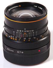 BRONICA 6x6 ZENZANON S 3,5/50mm BRONICA SQ SQ A SQ B SQ Ai 50mm