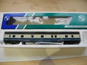 Sachsenmodelle  14694 Bahnpostwagen