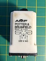 AMF Potter & Brumfield CHB-38-70002 Time Delay Relay, New-old Surplus