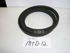 MTD 172-5603 V Belt