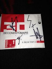 A Beautiful Lie [ECD] by 30 Seconds to Mars (CD, Aug-2005, Virgin/Immortal)