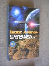 LE GRANDI STORIE DELLA FANTASCIENZA # 10 - ISAAC ASIMOV - OTTIMO -LIB56