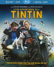 The Adventures of Tintin (Two-Disc Blu-ray/DVD Combo + Digital Copy), New