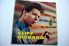 CLIFF RICHARD  /  I LOVE YOU