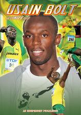 Usain Bolt Calendrier 2013 Neuf & Emballage Original