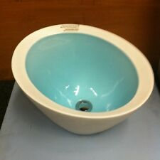 Kohler Cruicble Vessel Above Counter  Basin White / Blue Ex - Display