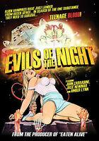 Evils of the Night - Shreikshow (DVD, 2006) -OOP/Rare - Region 1