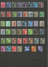scotland 47 used stamps