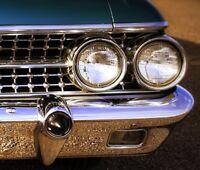 4 Scheinwerfer Buick Skylark LeSabre Le Sabre Roadmaster GS 400 ...