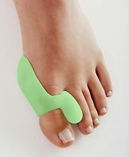 Peppermint Scent Gel Big Toe Bunion Spreader Shield Pain Relief Unisex Foot Care