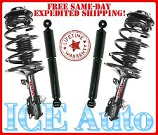 2001-2005 Pontiac Aztek 3.4 Liter FCS Loaded Front Struts & Rear Shocks