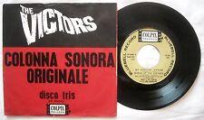 45 SOL KAPLAN - THE VICTORS Colonna sonora - - ANNO 1963 - Stampa italiana