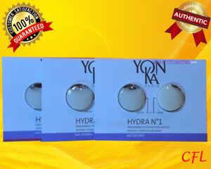 Yonka Hydra N1 Serum + Creme samples - 3 packs