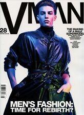 VMan V Man Magazine #28 fashion men Winter 2012/2013 JOSEPH DOLCE