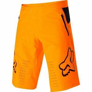 Fox Racing Defend Short Atomic Orange