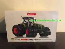 WIKING 1:32 SCALE CLAAS AXION 950 DUAL WHEELS DIECAST MODEL TRACTOR