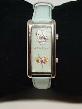RARE HELLO KITTY WATCH - *VINTAGE* RARE DUAL WATCH *DOUBLE WATCH POINTER*