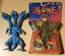 KAZUKI TAKAHASHI YU-GI-OH BLUE - EYS 3 HEADED DRAGON And giant soldier of stone