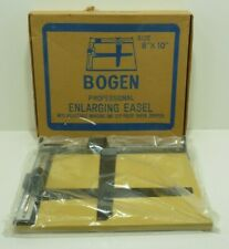 "New Bogen Professional 8"" x 10"" Enlarging Easel in Box"