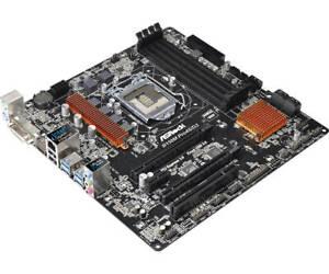 Desktop Motherboard ASRock B150M Pro4S/D3 Intel 6/7 Gen i7/i5/i3 DDR3 DVI HDMI