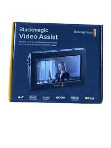 Blackmagic Design Blackmagic Video Assist #HYPERD/AVIDAS5HD 2624355 -In Stock SF