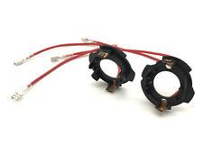 For VW Touran 03-06 LED headlight & Xenon Hid Bulb Holders Adaptors Kit